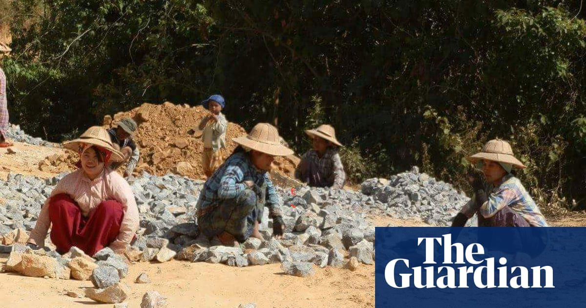 5d61bc0fbf6b3 On the road with the women building Myanmar | Life and style | The ...