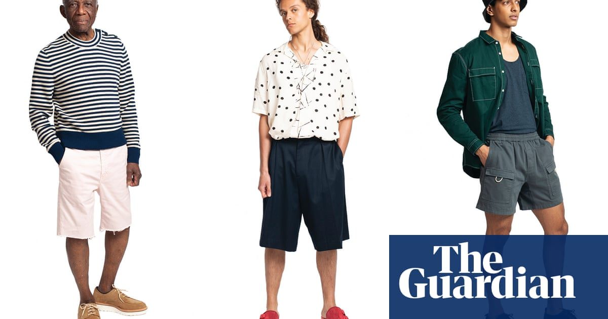 The best mens shorts for all ages – in pictures