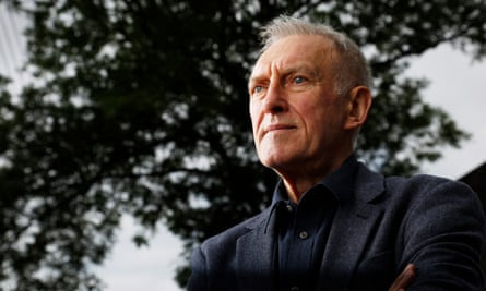 """James Kelman; """"Young people get angry when you point out that they are fighting for the right to conform.'"""
