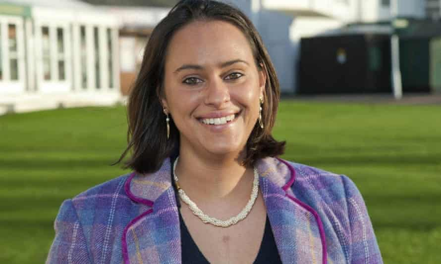 Sulekha Varma is the new clerk of the course at Aintree.