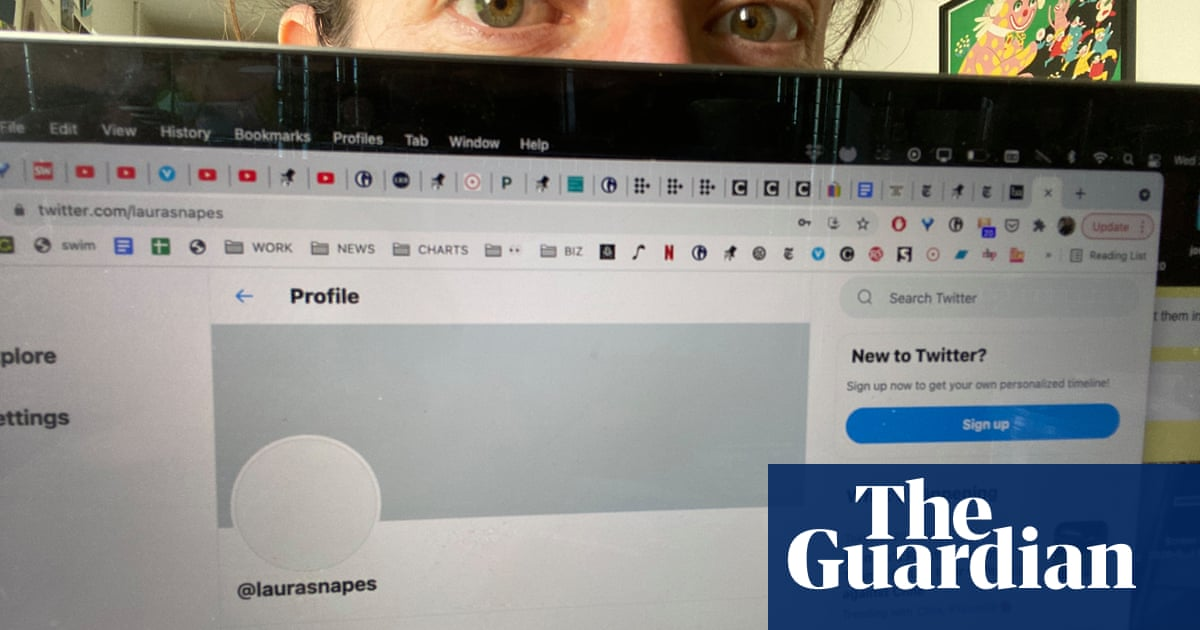 A moment that changed me: I realised I had become a masochist – and quit Twitter