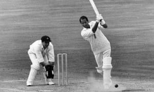 Basil D'Oliveira scored 158 at The Oval to help England draw the 1968 Ashes series – but four days later he was left out of England's squad for a tour of South Africa.