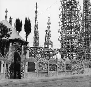 The Watts Towers, Los Angeles