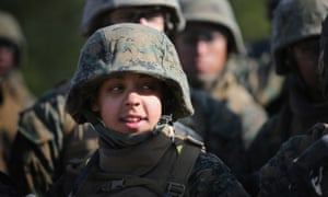 The marine corps based its conclusions on averages, according to which women displayed poorer physical capability and target shooting averages than men, even though some outperformed their male counterparts.