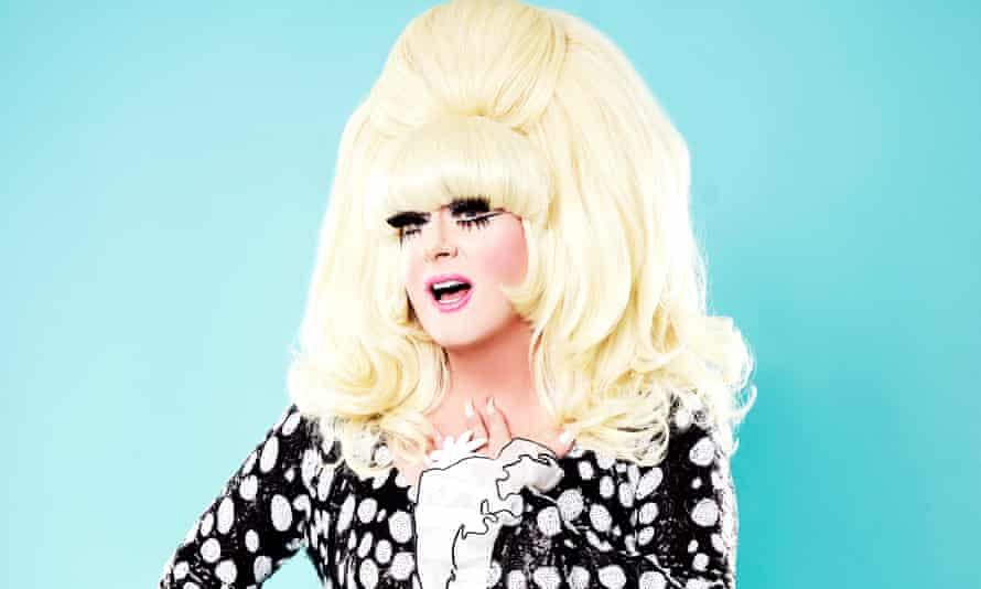 Lady Bunny, reigning New York queen and longtime activist.