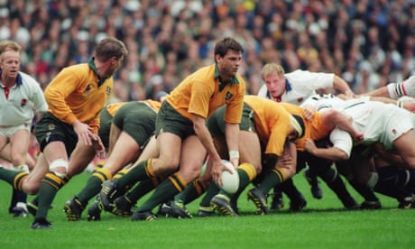 Rugby Australia hopes to launch golden era after settling on new kit colour