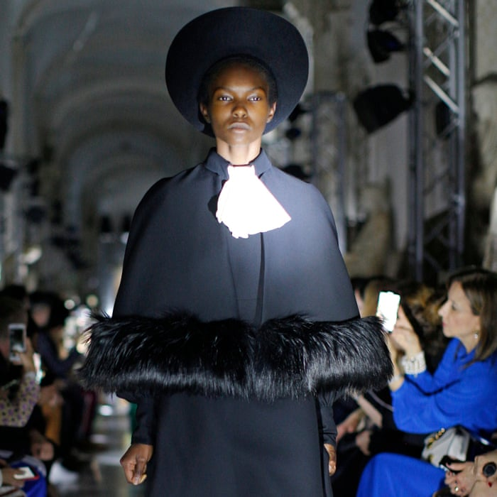 852a65134 Latest Gucci show wades into debate on US abortion bans | Fashion | The  Guardian