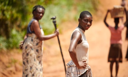A hinterland of moral and political complexity … Michaela Coel in Black Earth Rising.