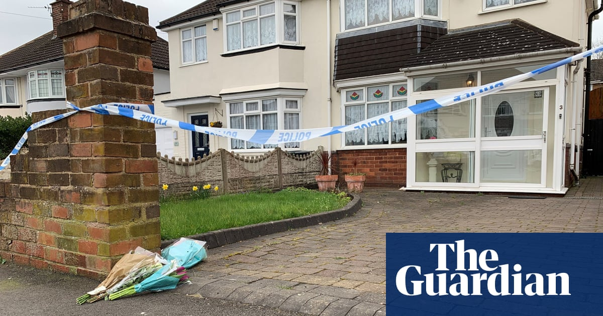 Floral tributes left for woman, 85, who died in West Midlands dog attack
