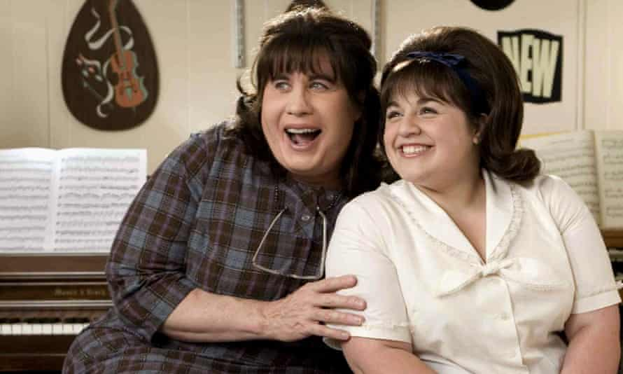 John Travolta and Nicole Blonsky in Hairspray