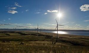 Capital windfarm