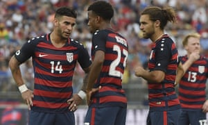 The US team that faced Ghana on Saturday was heavy with MLS talent