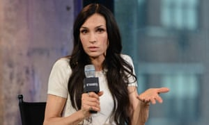 'Jack of the Red Hearts' film discussion at AOL Build Speaker Series, New York, America - 21 Apr 2016<br>Mandatory Credit: Photo by Startraks Photo/REX/Shutterstock (5658831t) Famke Janssen 'Jack of the Red Hearts' film discussion at AOL Build Speaker Series, New York, America - 21 Apr 2016