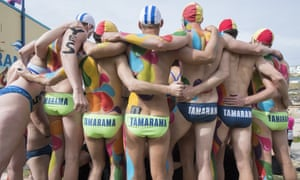 Lifesavers in budgie-smugglers