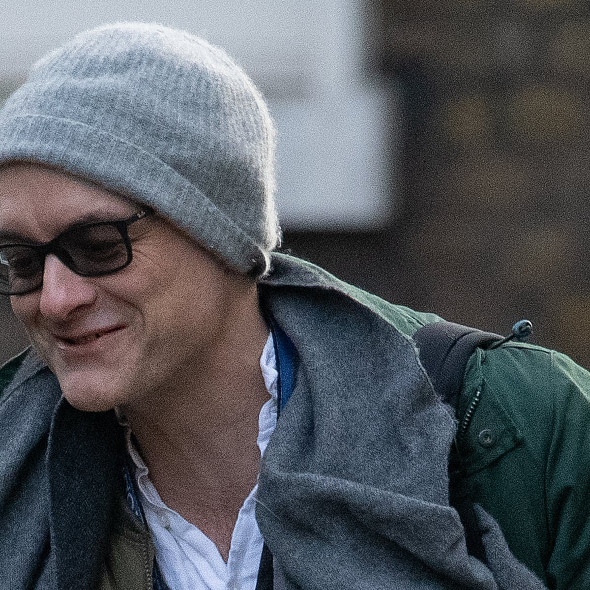 Sabisky Row Dominic Cummings Criticised Over Designer Babies Post Politics The Guardian