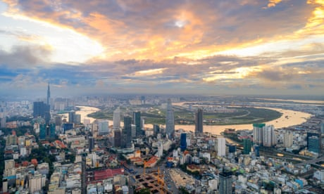 'Redefine the skyline': how Ho Chi Minh City is erasing its heritage