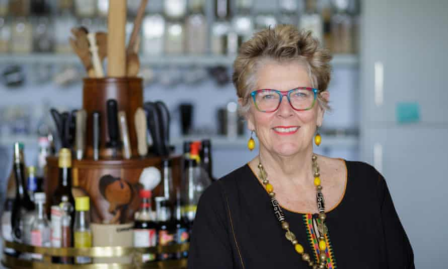 Prue Leith is patron of Let's Get Cooking, a network of healthy cooking clubs for children.