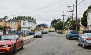 North Richmond. The community is the poorest in Contra Costa County.