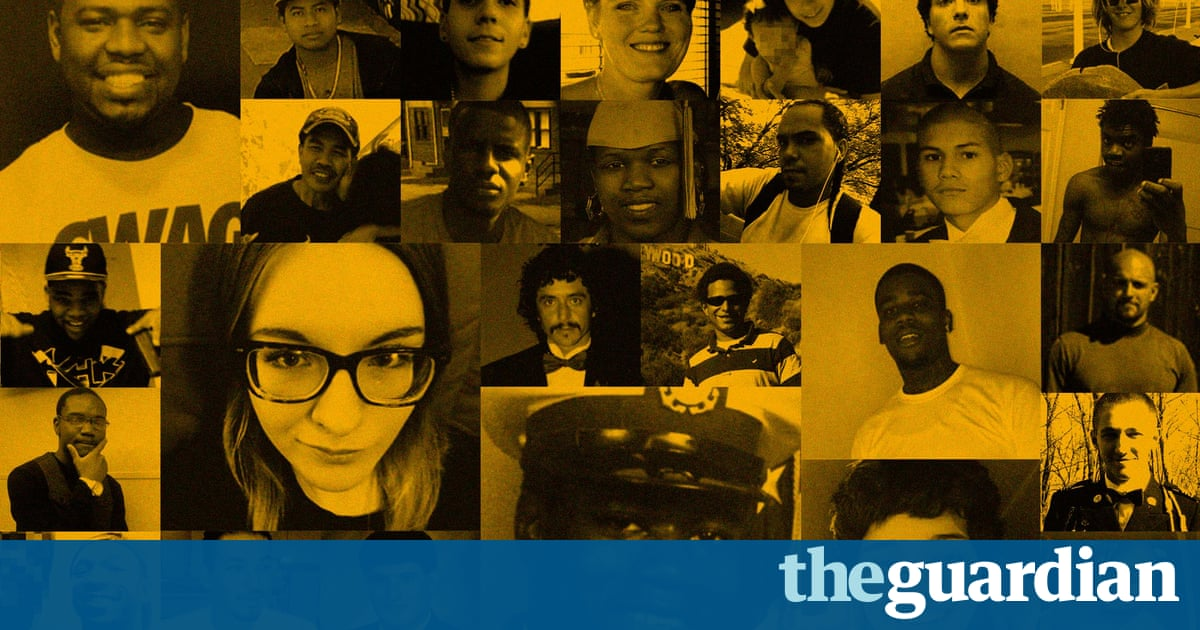 The Counted: people killed by police in the United States – interactive
