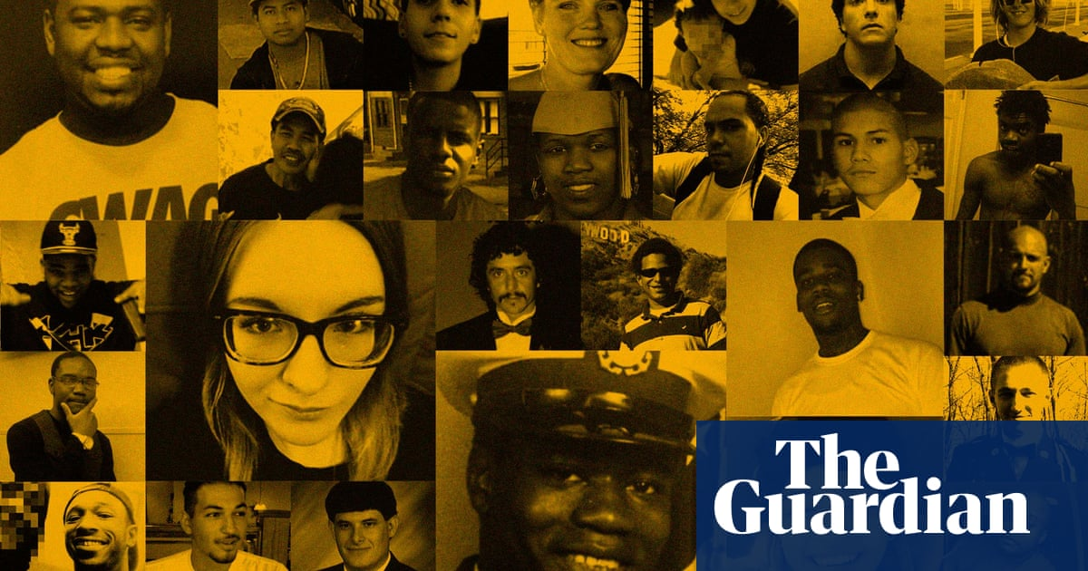 The Counted: people killed by police in the United States