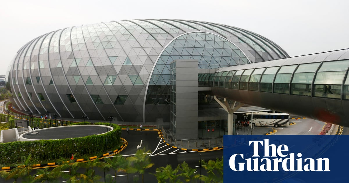 Drone sightings disrupt flights at Singapore's Changi airport