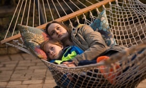 'A remarkable, often wrenching performance': Brie Larson and Jacob Tremblay in Room.