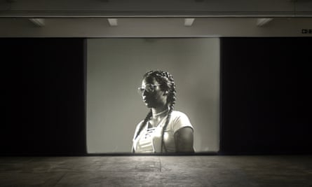 'The history of cinema owes black life something' … Diamond Reynolds in Autoportrait.