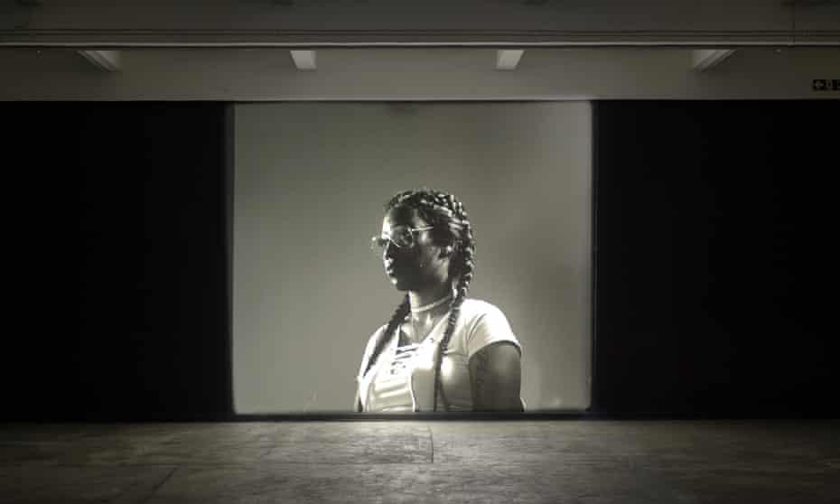 'The history of cinema owes black life something' … Diamond Reynolds in Autoportrait.