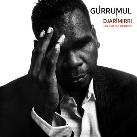 Album cover for Djarimirri (Child of the Rainbow) by Geoffrey Gurrumul Yunupingu
