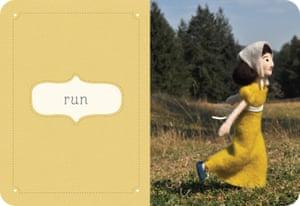 Run - spread War and Peace
