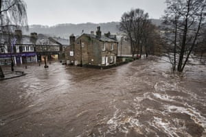 Shortlisted: Steve Morgan. On Boxing day 2015, floods came to Hebden Bridge, a thriving ex-mill town in the Calder Valley, West Yorkshire . Flood sirens echoed around the Valley at 7.30am, alerting sleeping residents to the rising waters about to engulf the town.