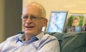 Oliver Hart, who along with Bengt Holmstrom has won the Sveriges Riksbank prize in economic sciences.