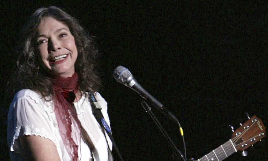 Nanci Griffith performs in 2004