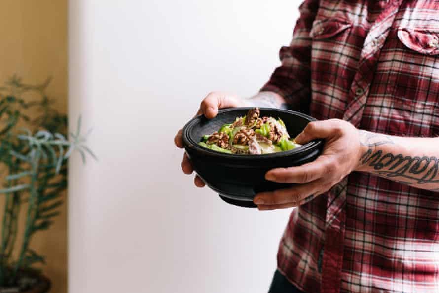 Waldorf Salad Recipe Guardian