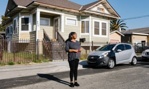 Denise Briggs faces eviction from her Richmond, California home.
