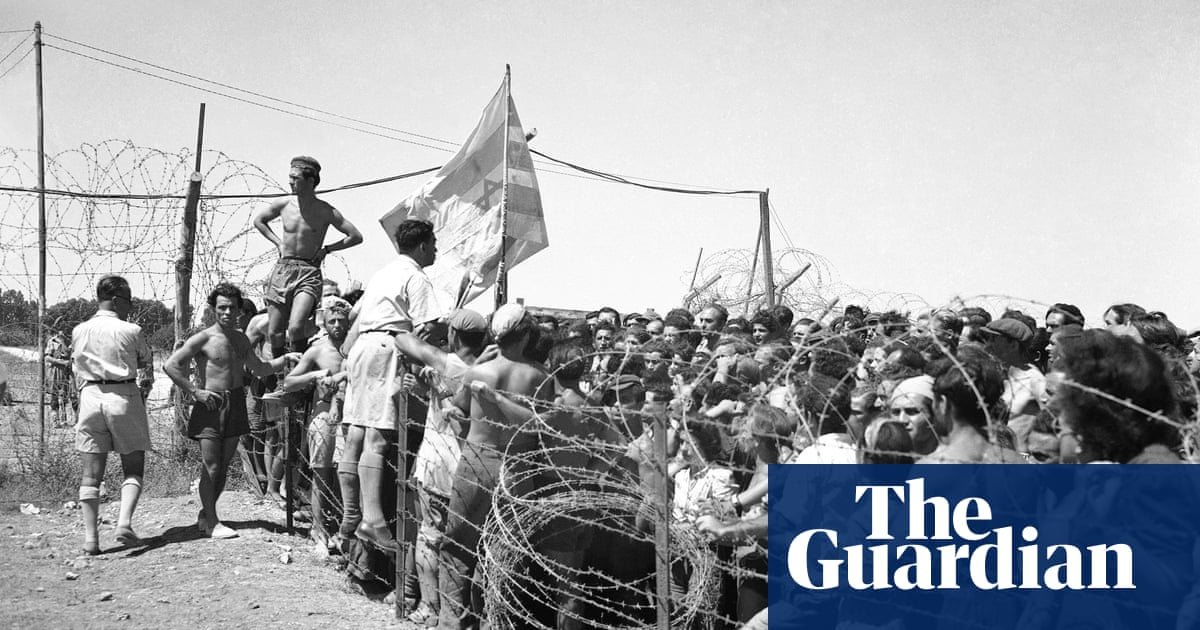 Moves to control the movement of refugees in Europe – archive, 1946