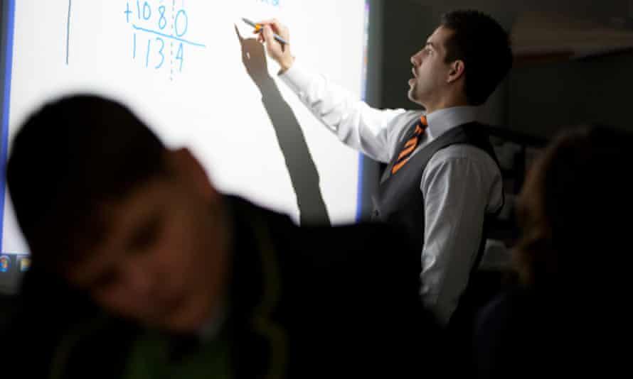 Teacher at Bradford academy