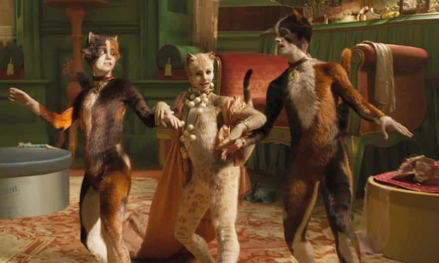 Cats, the movie.