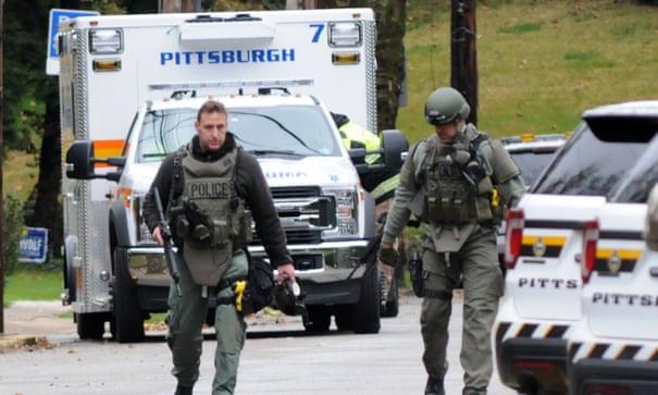 Pittsburgh shooting: Jewish organisations express horror at