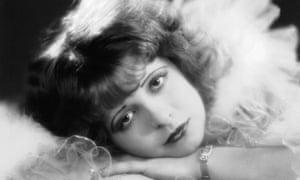'I'm a curiosity in Hollywood. I'm a big freak, because I'm myself!' said Clara Bow.