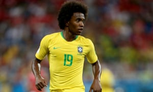 Will Willian be reunited with José Mourinho?