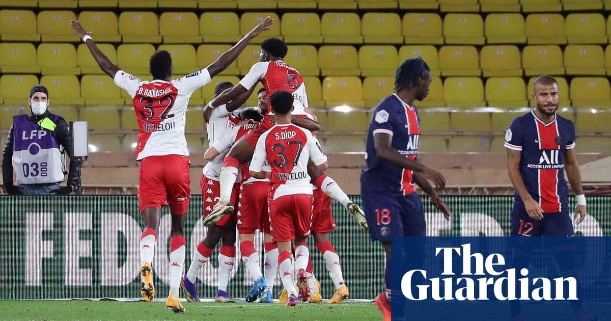 Cesc Fàbregas caps dramatic Monaco comeback to stun Paris Saint-Germain