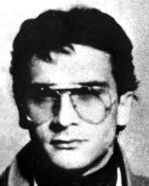 Mafia boss Matteo Messina Denaro, 2007.
