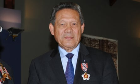 Former prime minister of the Cook Islands and New Zealand GP Joseph Williams, who died on 4 september 2020 of coronavirus.