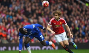 Daley Blind has shown a number of strings to his bow in the Manchester United back four, most recently in outsmarting Romelu Lukaku.