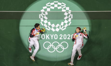 Tokyo Olympics 2020: day 10 – in pictures