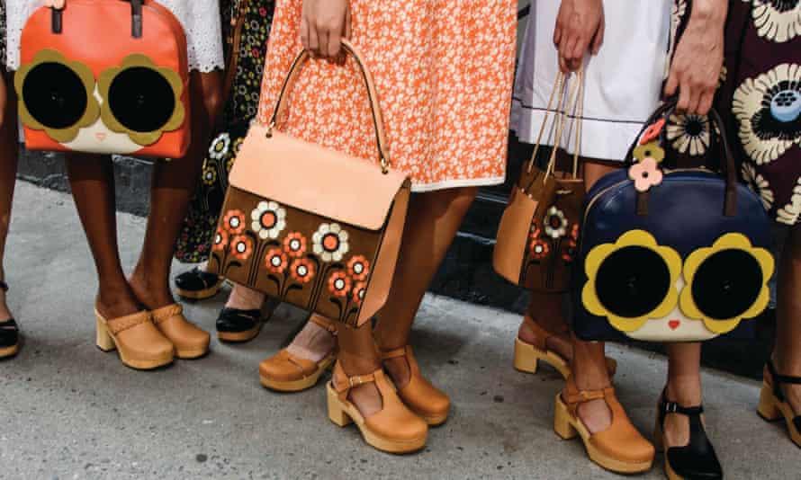 Orla Kiely Spring Summer 2017 New York Fashion Week © Orla Kiely.