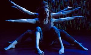 The Spinners at Dance Base, Edinburgh.