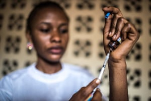 With global shortages of vaccine, just 20% of a full dose provides protection from yellow fever for a year, while the full dose is thought to provide lifetime of protection