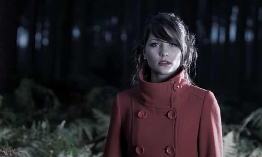 Stunning Teenage Girl in the Woods